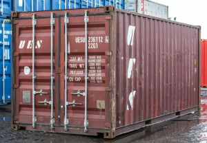 used shipping container for sale Tulsa, cargo worthy shipping container Tulsa